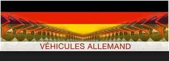 Véhicules Allemand